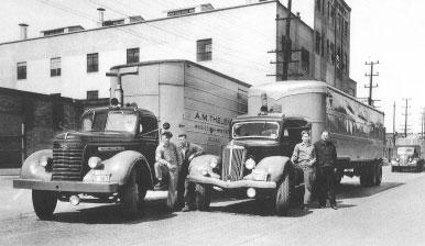 History - Gordon Truck Centers